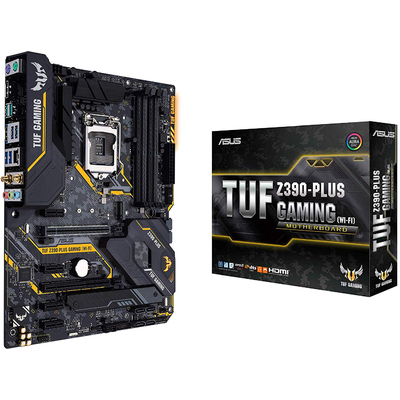 Bo Mạch Chủ Asus TUF Z390-Plus Gaming - Wifi (Socket LGA1151)