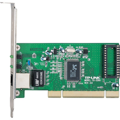 Card & Adapter Không Dây TP-Link Gigabit PCI Network Adapter (TG-3269)