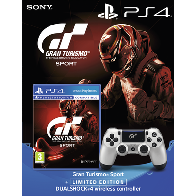 Đĩa Game Sony PS4™ GT Sport Limited Edition