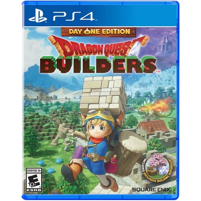 Đĩa Game Square Enix PS4™ Dragon Quest Builders