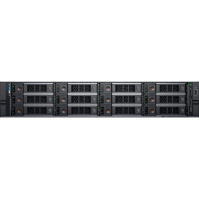 Máy Chủ Dell EMC PowerEdge R540 Xeon-S 4210/16GB DDR4/2TB HDD/PERC H730P/2x750W