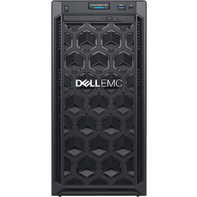 Máy Chủ Dell EMC PowerEdge T140 Xeon E-2124/8GB DDR4/1TB HDD/PERC S140/365W