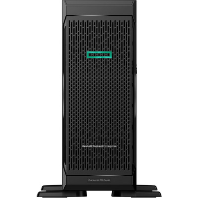 Máy Chủ Server HPE ProLiant ML350 Gen10 Xeon-S 4114/16GB DDR4/Non HDD/800W (877626-B21)