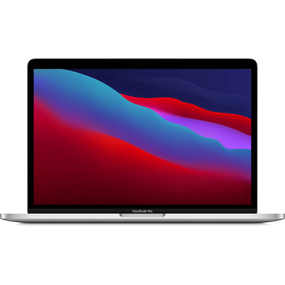 Máy Tính Xách Tay Apple MacBook Pro 13 Retina Late 2020 M1 8-Core/8GB Unified/512GB SSD/8-Core GPU/Silver (MYDC2SA/A)