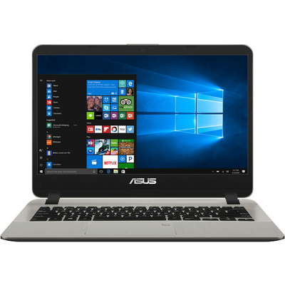 Máy Tính Xách Tay Asus X407UB-BV145T Core i5-8250U/4GB DDR4/1TB HDD/NVIDIA GeForce MX110 2GB GDDR5/Win 10 Home SL