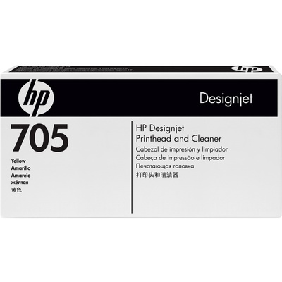 Mực In HP 705 Yellow Designjet Printhead and Cleaner (CD956A)