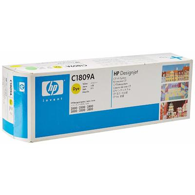 Mực In HP DesignJet CP 410-ml Yellow Dye Ink System (C1809A)