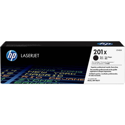 Mực In Laser HP 201X High Yield Black Original LaserJet Toner Cartridge (CF400X)