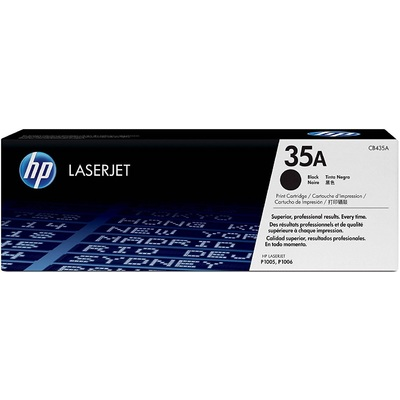 Mực In Laser Màu HP 35A Black Original LaserJet Toner Cartridge (CB435A)