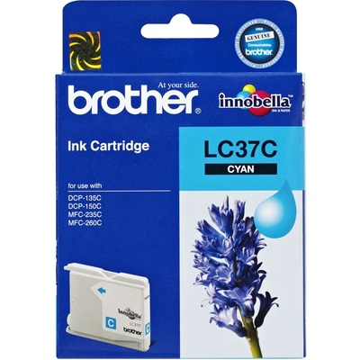 Mực In Phun Brother LC37 Cyan Ink Cartridge (LC-37C)