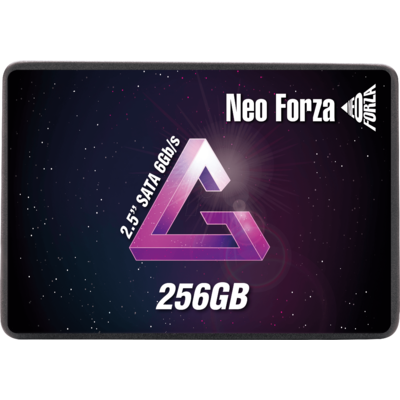 "Ổ Cứng SSD Neo Forza Zion NFS01 256GB SATA 2.5"" (NFS011SA356-6007200)"