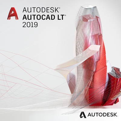 Phần Mềm Ứng Dụng AutoDesk AutoCAD LT 2019 Commercial New Single-User ELD 3-Year Subscription (057K1-WW3033-T744)