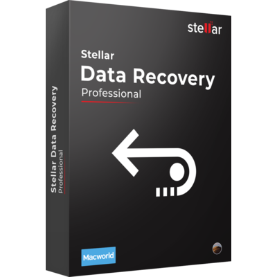 Phần Mềm Ứng Dụng Stellar Data Recovery Professional For Mac (Lifetime - Single System)